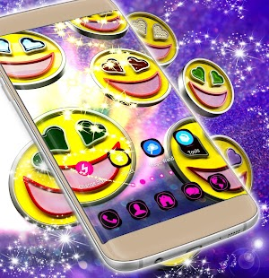 Emoji Témata - náhled