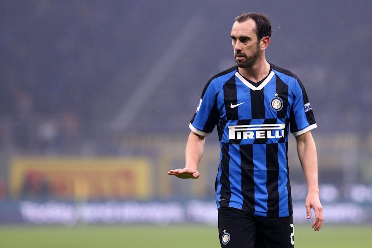 Officiel : Diego Godin quitte l'Inter pour un autre club de Serie A