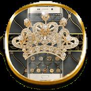 App Golden Diamond Crown Theme APK for Windows Phone