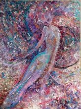 Photo: Acrylic on canvas 3'x4'