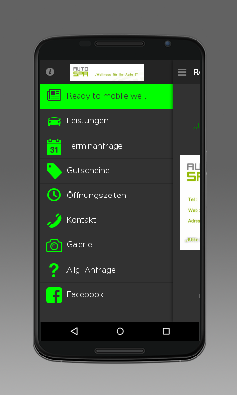 AutoSpa Q19- screenshot