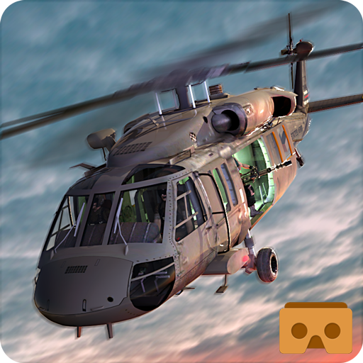 VR Helicopter Super Battle 3D