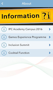 IPC Academy Campus 2016- screenshot thumbnail