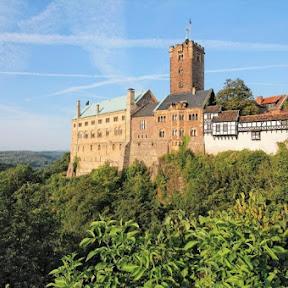 【世界のお城】「ドイツ人の心のふるさと」と呼ばれる世界遺産にもなっている名城・ヴァルトブルク城