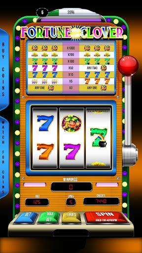 Casino Slots: Fortune Clover