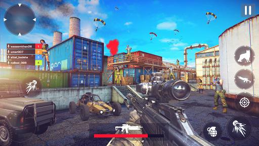 Encounter Call For Survival Battlegrounds Duty FPS 6.0 screenshots 8