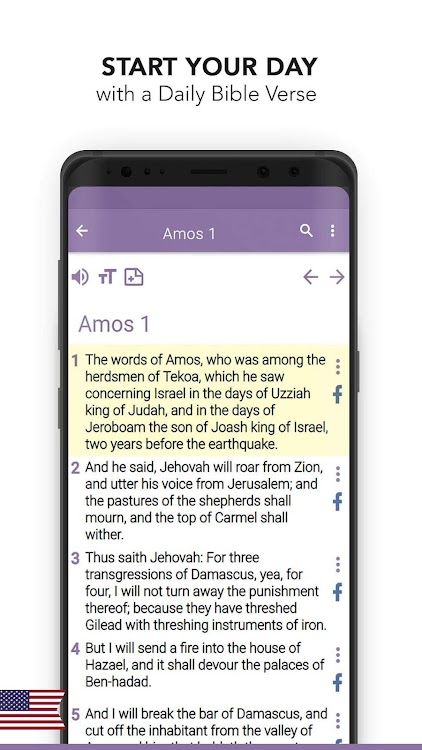 Audio Bible – (Android Apps) — AppAgg