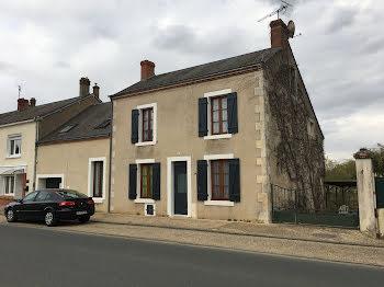 maison à Sainte-Lizaigne (36)