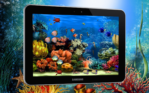 Marine Aquarium LiveWallpaper