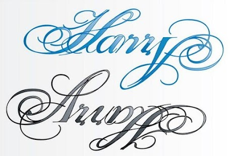 Calligraphy Design Ideas - náhled
