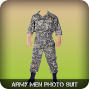 Army Men Photo Suit - army commando suit