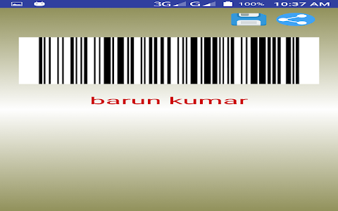 Barcode Scanner screenshot 4