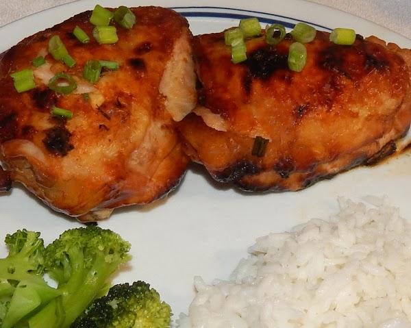 Hawaiian Grilled Chicken Recipe