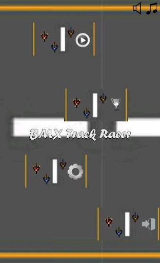 BMX Track Racer