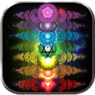 Chakra Frequencies by Shadowink Designs Technology icon