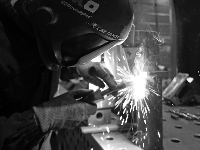 Metal welding di Enoisullillusione