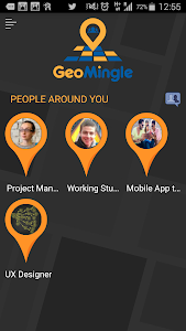 GeoMingle screenshot 0