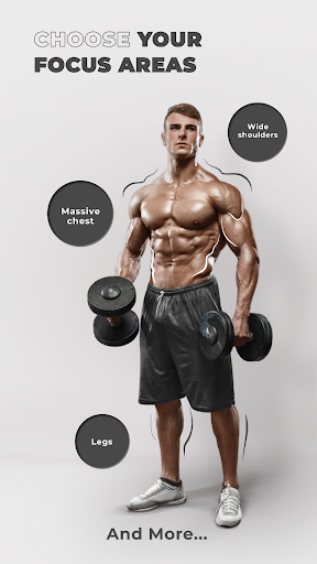 Fitness: Workout for Gym|Home  screenshots 2