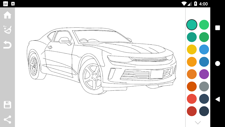Indir American Cars Coloring Book Apk Son Surumu Game88 Tarafindan