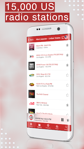 myTuner Radio App: FM Radio + Internet Radio 7.9.56 3