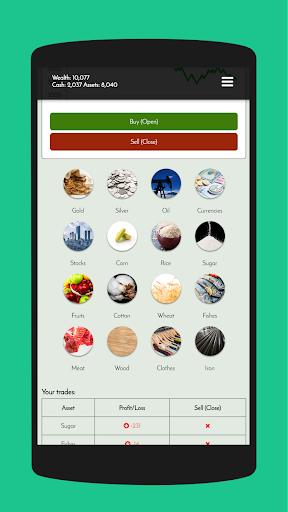 Fake Investor Trading Simulator android2mod screenshots 4