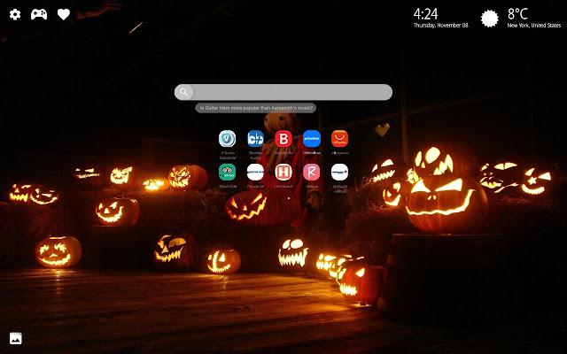 Halloween Creepy Movie Fall Backgrounds