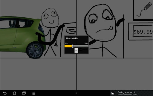Rage Comic Maker screenshot 6