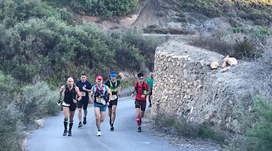 Más de 280 corredores desafían al Desierto de Tabernas en su XIII Carrera