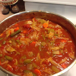 Cabbage Soup Tomato Juice Recipes.