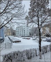 Photo: Turda - Vremea pe la noi...- Calea Victoriei, parcare Mr.1 - 2019.01.11