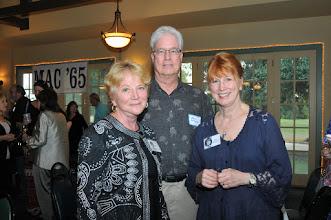 Photo: Vicki Meinkoth Yeomans-Klein, Bill Gordon, Susan Richardson Liederman