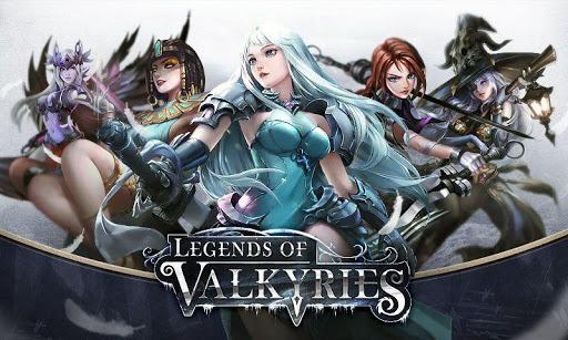 Legends of Valkyries 1.7.0.1 Cheat screenshots 1