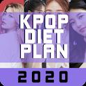 2020 KPOP DIET PLAN icon