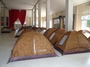 Photo: @ วัดคลองเต็ง  สถานที่พักหลับนอนของอุบาสิกาแก้ว ที่บวชในโครงการ