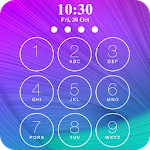 passcode lock screen Icon