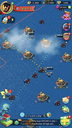 Sea Game: Mega Carrier screenshots 12