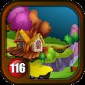 Blue Bunny Rescue : Escape Games Mobi 116 icon