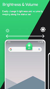 Super Status Bar – Gestures, Notifications & more Apk Download for Android 2