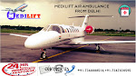 An Affordable Air Ambulance Services in Delhi Provided by Medilift