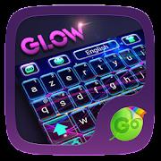 Glow GO Keyboard Theme & Emoji 4.2 Icon