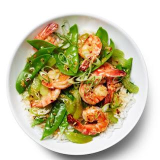 Stir Fry Shrimp With Celery Recipes