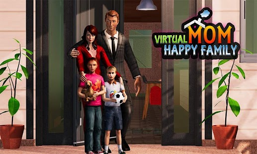Virtual Mom : Happy Family Games - náhled