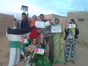 Photo: campamentos refugiados