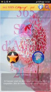 365 SMS d'Amour 2018 - náhled