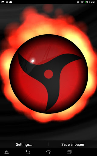 Sharingan Rinnegan Live Wallpaper Lite By GameSmileStudio Google Play United States