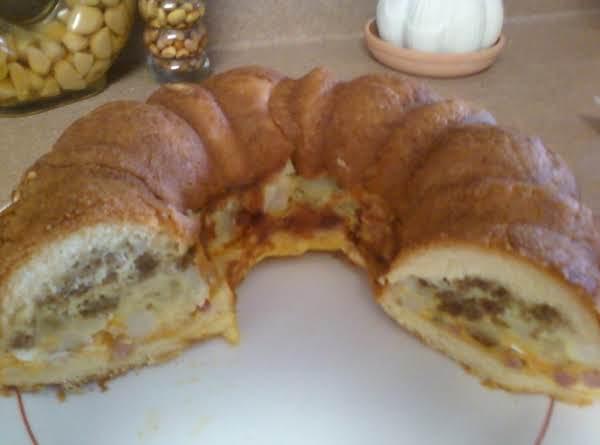 Breakfast Bundt Cake Recipe