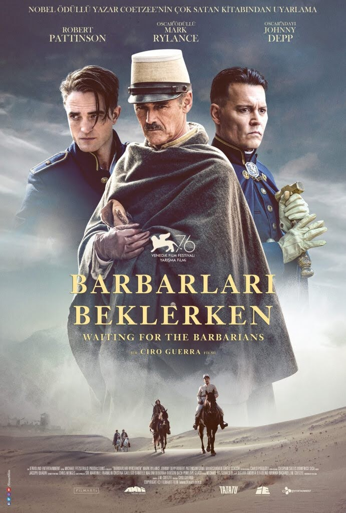 Barbarları Beklerken - Waiting For The Barbarians (2020)
