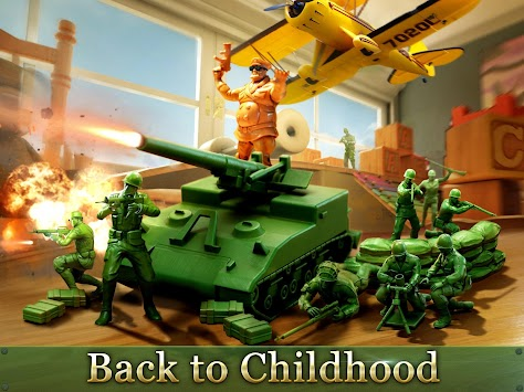 Army Men Strike apk screenshot