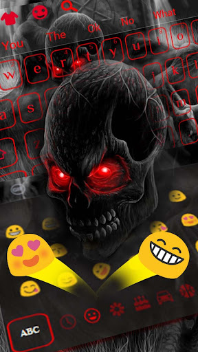 Skeleton King Keyboard 10001005 screenshots 3