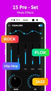 Bass Booster – Volume Booster, Sound Equalizer 4